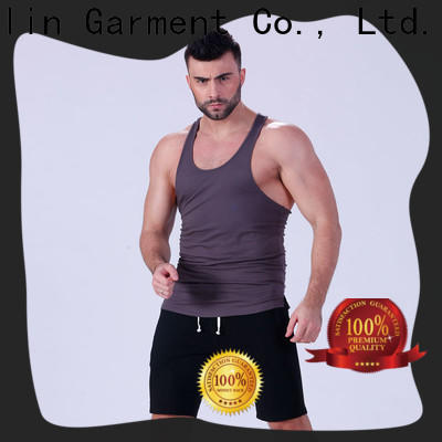 Yufengling cut mens muscle tank for training house
