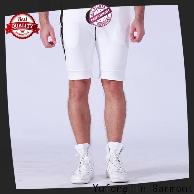 Yufengling stable mens workout shorts supplier gymnasium