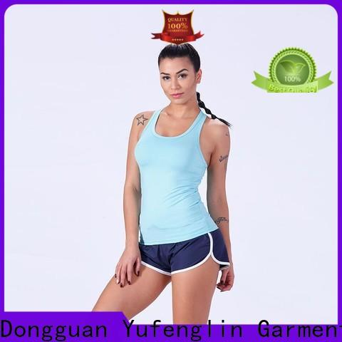 Yufengling high-quality women tank top casual-style workout