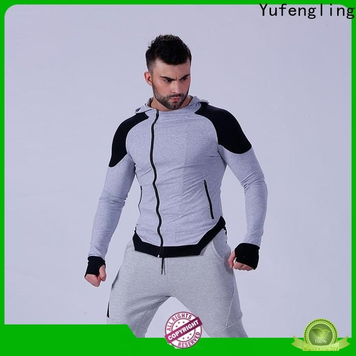 Yufengling zip best hoodies for men long-sleeve gymnasium