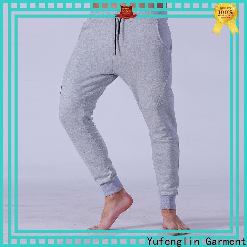 Yufengling high-quality best mens joggers nylon fabric