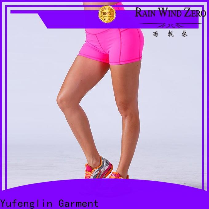exquisite ladies gym shorts fitness manufacturer colorful