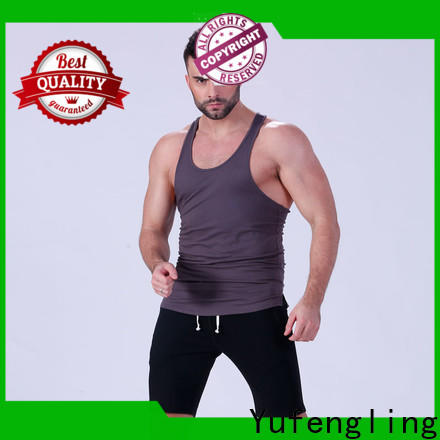 Yufengling lovely mens muscle tank sleeveless gymnasium