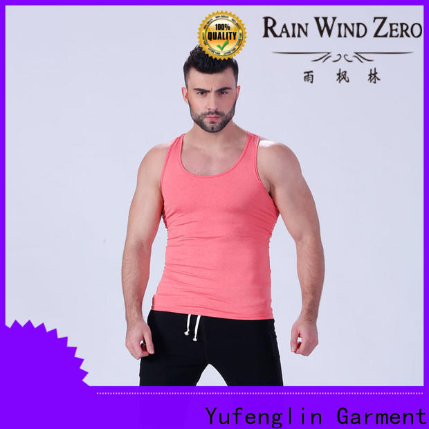 durable mens workout tanks cut sporting-style for sports