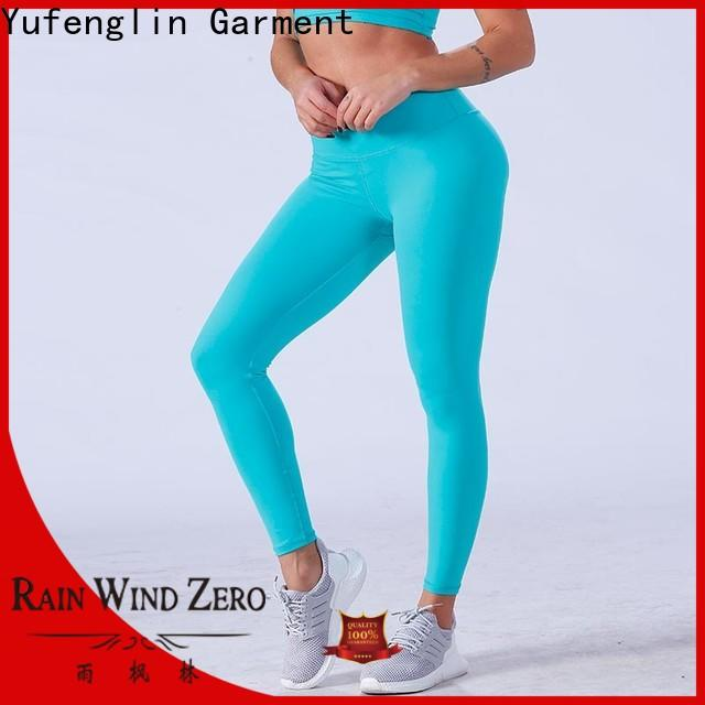 Yufengling yoga workout leggings pati-color for trainning