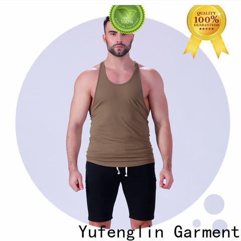 Yufengling tank muscle tank tops wholesale for training house
