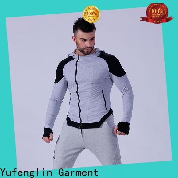 Yufengling lovely gym hoodie suitable style