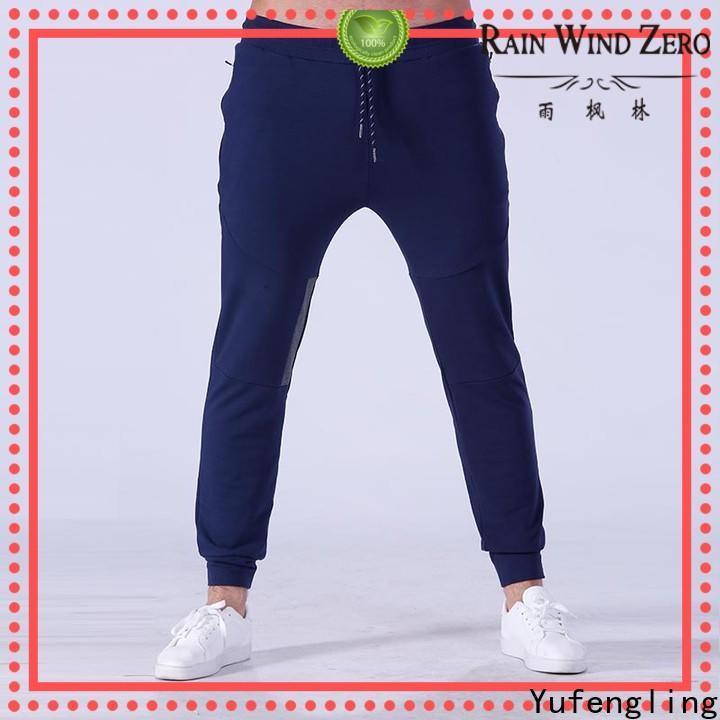 Yufengling slim mens joggers for sporting