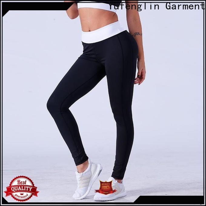 Yufengling high-quality sport leggings for-running for training house
