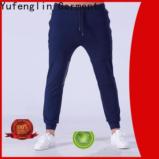 Yufengling joggers mens jogger pants for track for sports