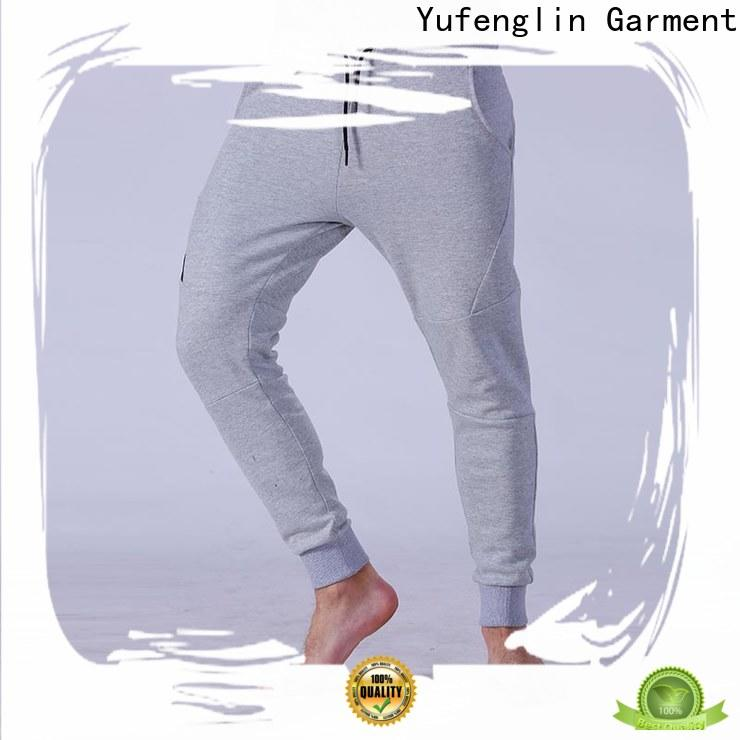 Yufengling cargo best jogger pants mens for-running fitness centre