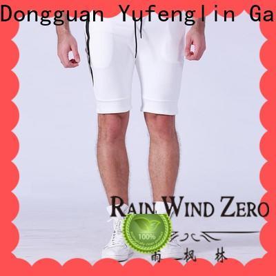 Yufengling men mens workout shorts factory gymnasium