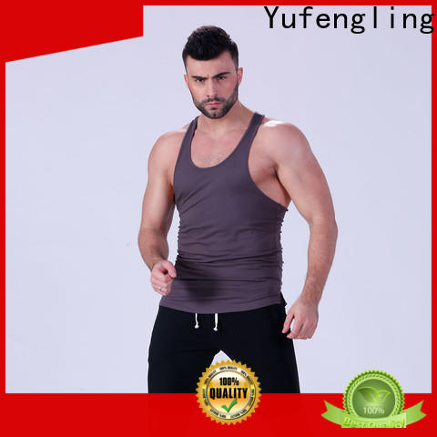 hot-sale custom tank tops solid sporting-style for trainning