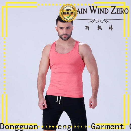 durable custom tank tops gym sports-wear for sports