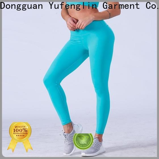 Yufengling high waist leggings for-running