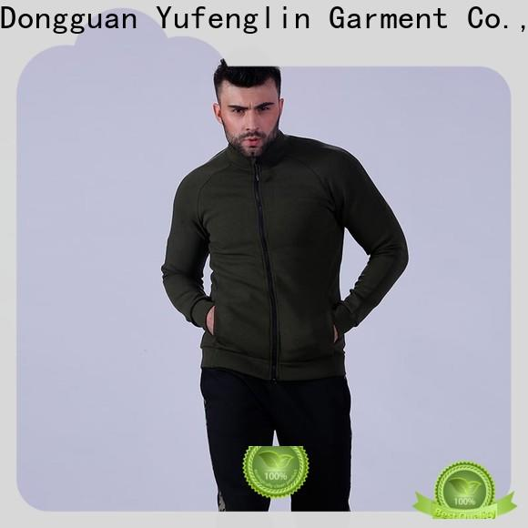 Yufengling sports gym hoodie for men gymnasium