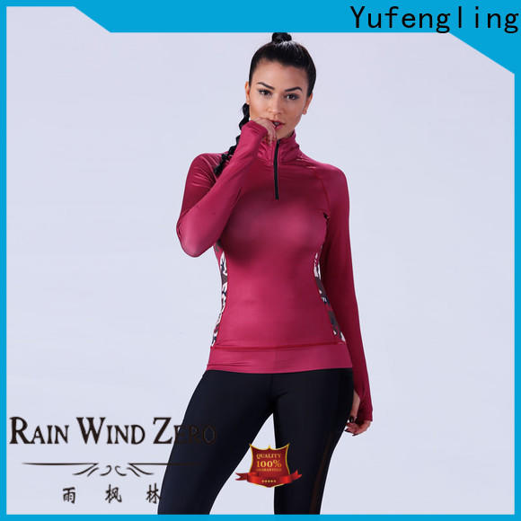 Yufengling suitable best t shirt design for-womans yoga room