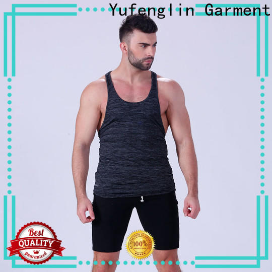 new-arrival custom tank tops gym tranning-wear fitness centre