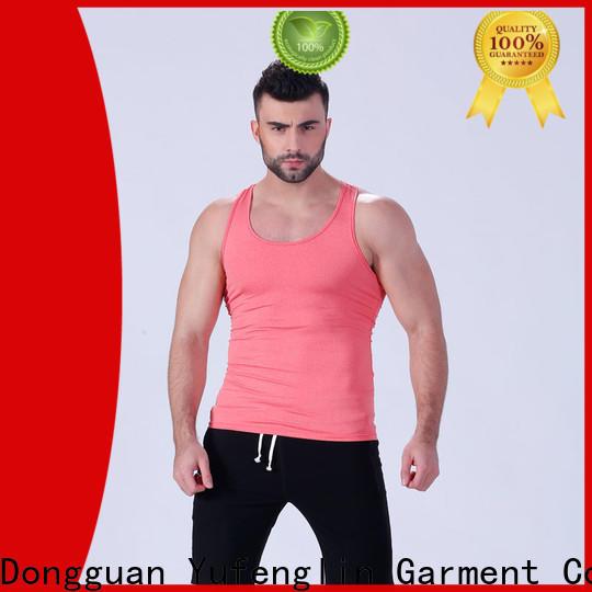 lovely custom tank tops summer tranning-wear fitness centre