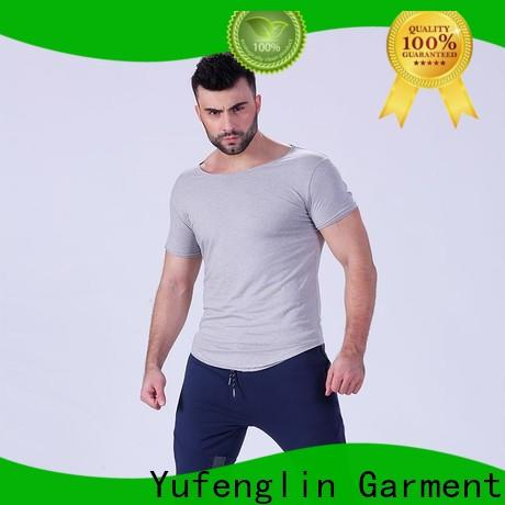 Yufengling tee mens t shirt factory in gym