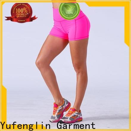 Yufengling stunning womens workout shorts fitting-style colorful