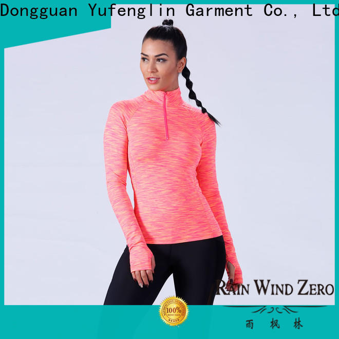 lovely gym t shirts for ladies O neck wholesale for training house