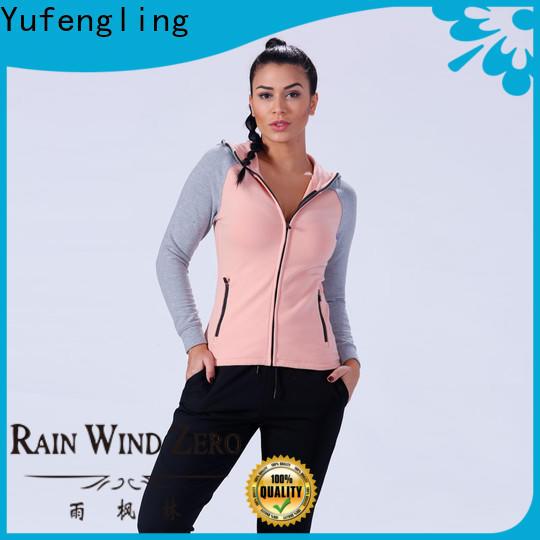 Yufengling hoodie zip up hoodies ODM service