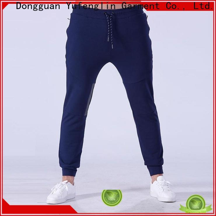 Yufengling cargo best jogger pants mens nylon fabric exercise room
