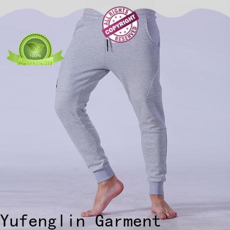 Yufengling best jogger pants mens gym shorts for sporting