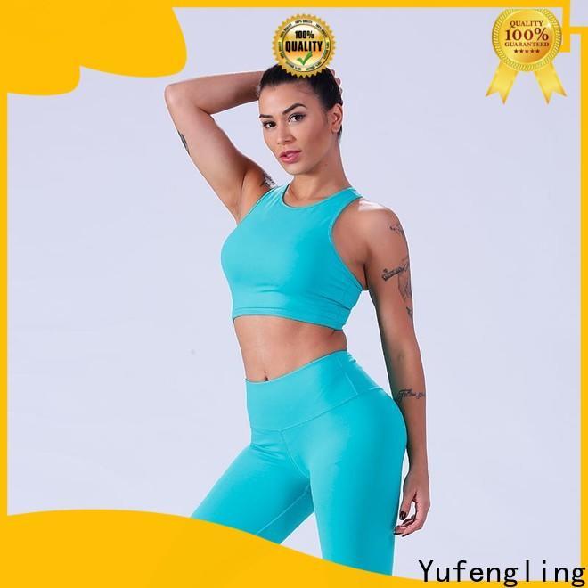 Yufengling popular custom sports bra fitting-style