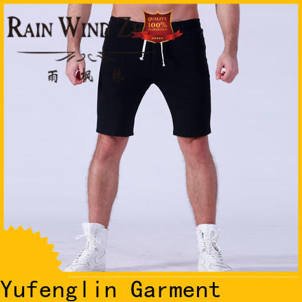 Yufengling high-quality mens athletic shorts owner yoga room