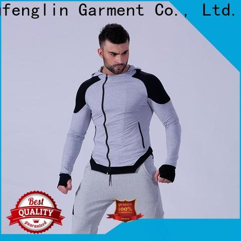 exquisite gym hoodie fashion body shape for sports