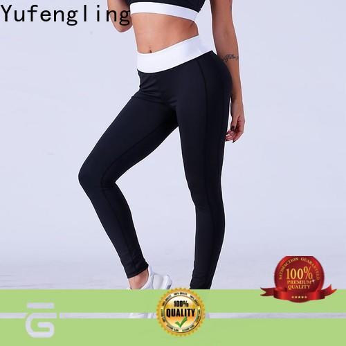 Yufengling gym sport leggings for-running