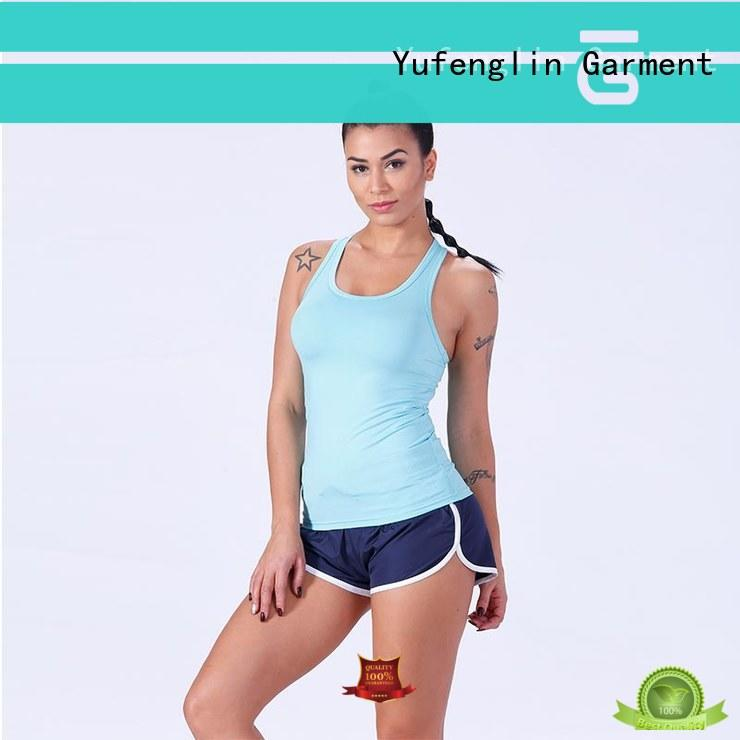 workout female tank top yoga wear workout