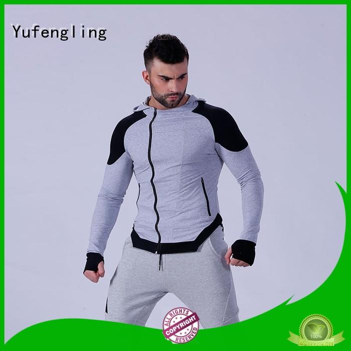 stylish hoodies for men athletic for sporting Yufengling
