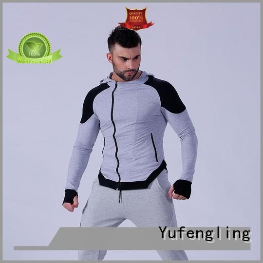 Yufengling athletic mens hoodies and sweatshirts sports-wear for sports