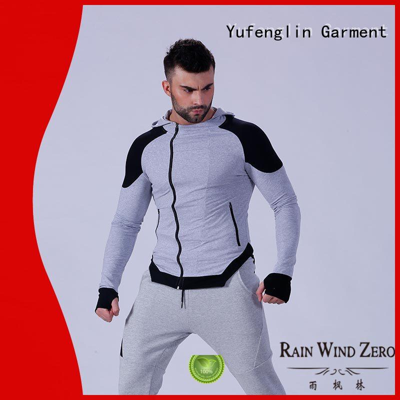 Yufengling new-arrival best hoodies for men fabric for jogging