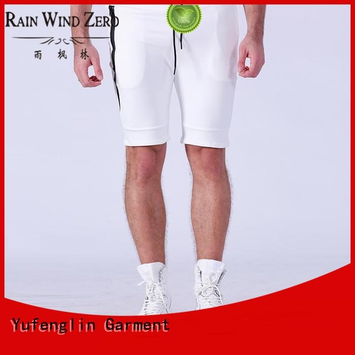 Yufengling mens athletic shorts  manufacturer gymnasium