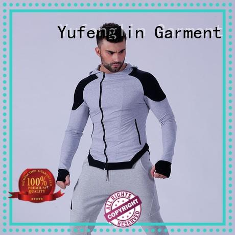 Yufengling fine- quality best hoodies for men fabric for sporting