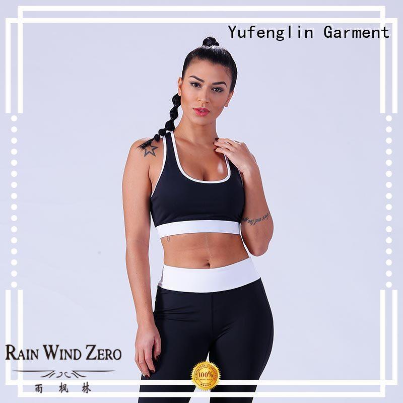Yufengling comfortable best sports bra yoga room