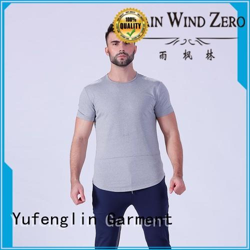 Yufengling high-quality best t shirts for men wholesale fitness centre
