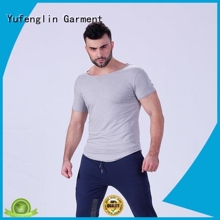 new-arrival mens t shirt owner yoga room