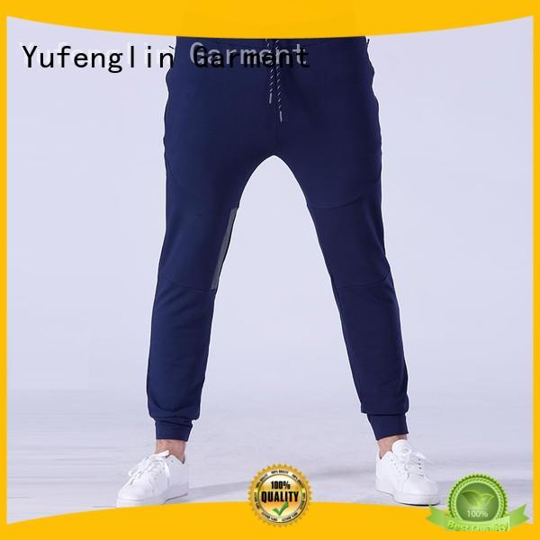 Yufengling fitness best jogger pants mens sporting-style yoga room