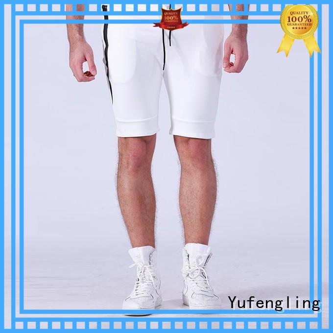 stable best mens workout shorts o-neck gymnasium Yufengling