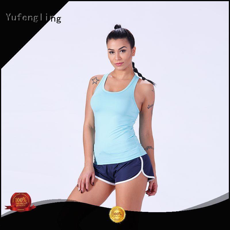 women tank top top yogawear Yufengling