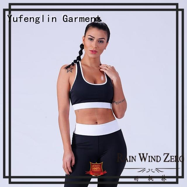 Yufengling excellent women's sports bras sporting-style exercise room