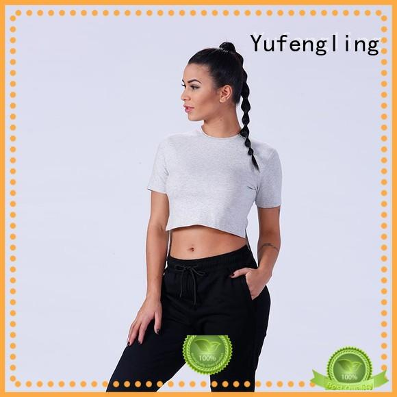 Yufengling particular customize t shirts fitting-style for training house