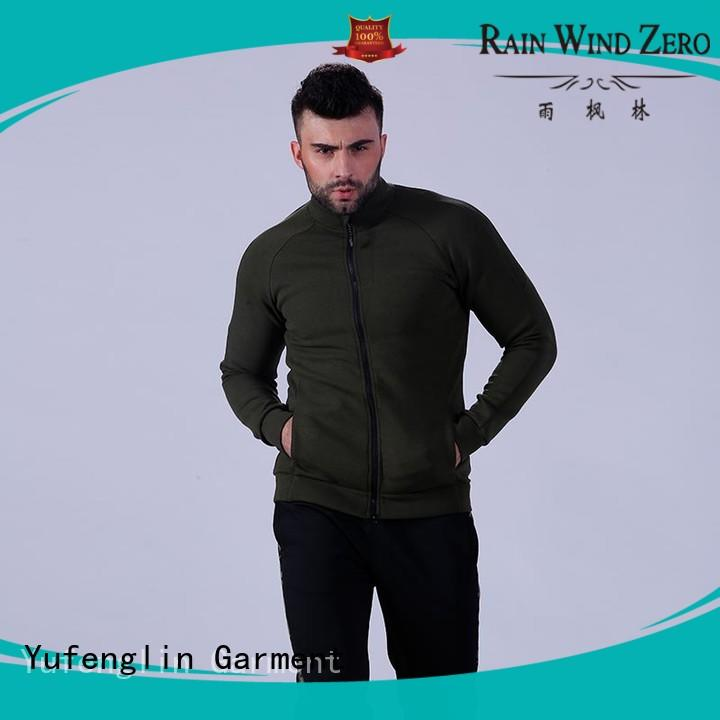 classical male hoodies design for sports Yufengling