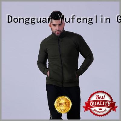 Yufengling athletic mens hoodie fitness centre