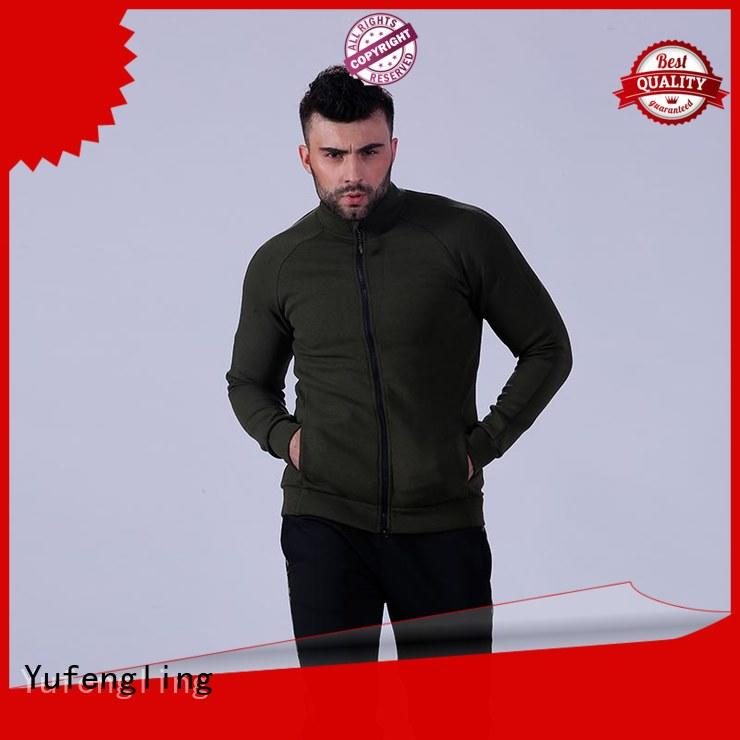 Yufengling new-arrival best hoodies for men body shape gymnasium